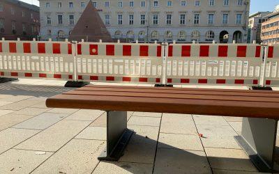 FW|FÜR Fraktion fordert smarte Sitzbänke anstatt Tropenholzbänke