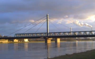FW FÜR Karlsruhe Fraktion begrüßt den Vergleich zur zweiten Rheinbrücke