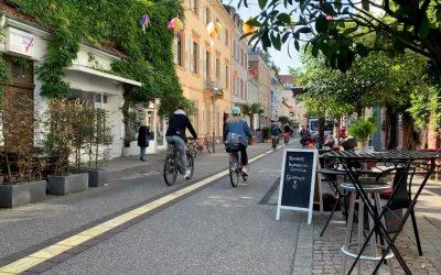 Südliche Waldstraße: Lösung für den Radverkehr muss her!